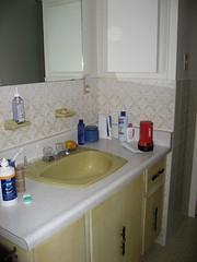 Main Floor Vanity
