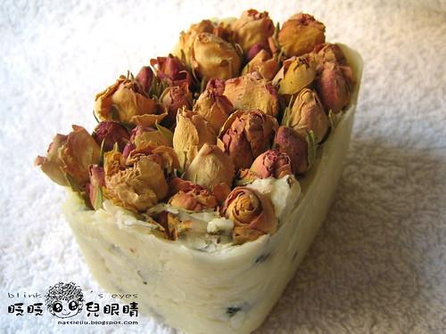玫瑰花海 (研磨皂)