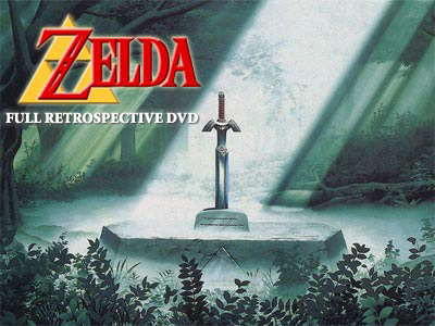The Legend of Zelda – Full Retrospective DVD