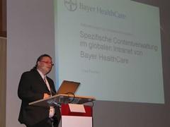 Uwe Fischer, Webmaster, Bayer HealthCare AG