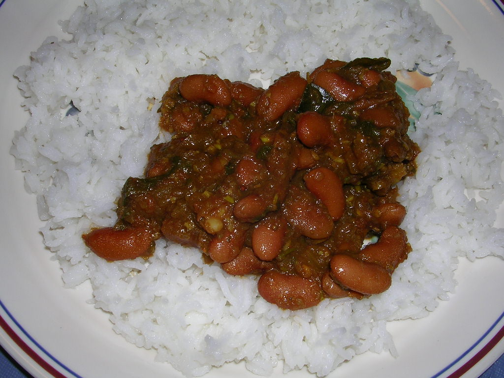Red Kidney Beans Curry | Daily Musings - Everyday Recipes and More