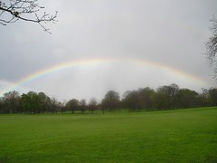 London - Greenwich - Rainbow - 4