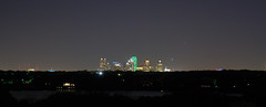 Dallas Cityscape by Night