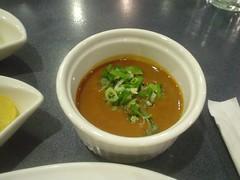 [吃] 咖哩工坊_3.沾豬排的味噌醬