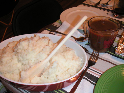 Potatoes and Gravy
