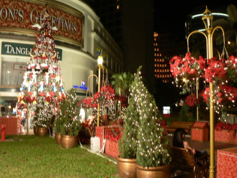 Tanglin Mall - Christmas Lightings