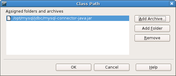 Add-ConnectorJ-to-Oo-Classpath