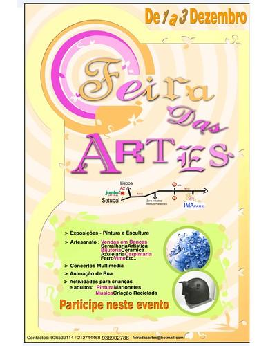 1ª Feira das Artes