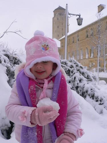 Snow Day 1 December 2006