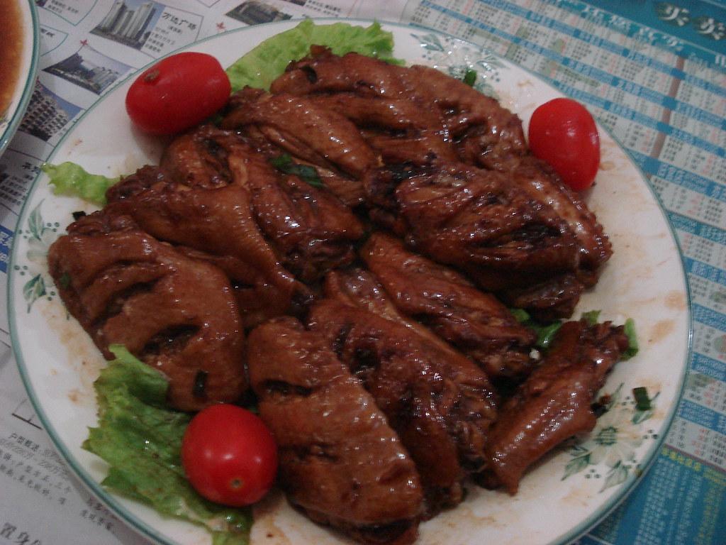 Cola chicken