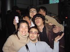 con los japoneses