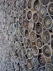 Rolled Paper Art photo by designerista