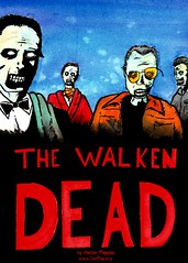 The Christopher Walken Dead photo by docpop