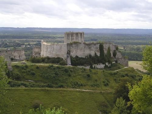 Les Andelys-Chateau Gaillard HY 002
