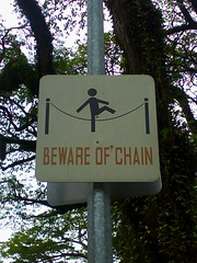 Beware of Chain