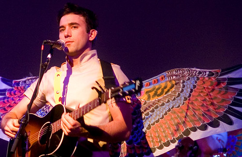 Sufjan Stevens as the Majesty Snowbird