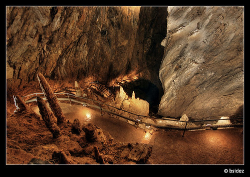 Cave of Lorette - Rochefort