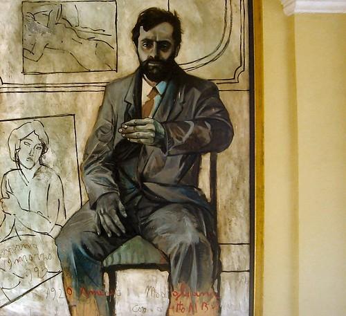Ommagio ad Amadeo Modigliani