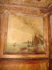 Painel pintado