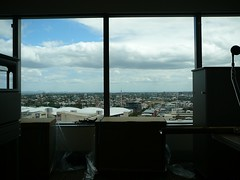 View from my desk