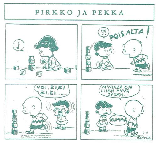 Lasten_Kuvalehti_4_1958_Pirkko_ja_Pekka