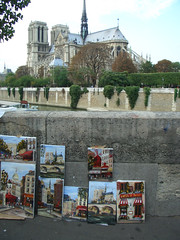 Cathédrale Noore-Damede Paris