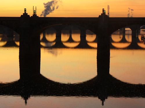 Market Street Bridge, Harrisburg, PA