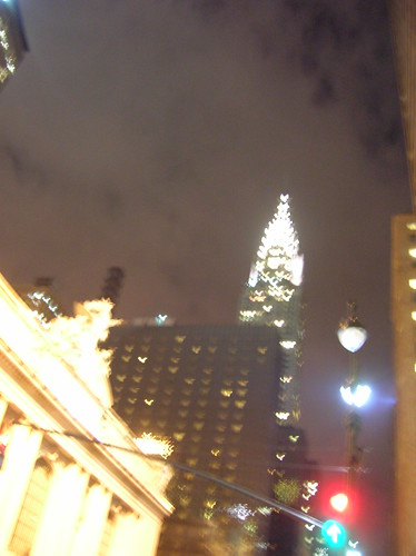 grand central and chrysler building
