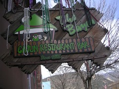 The Bayou Cajun Restaurant