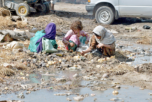 Pakistan is observing the International Day for the Eradication of Poverty