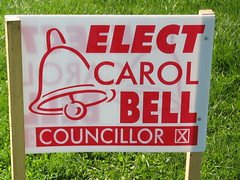 Municipal Election Sign 4
