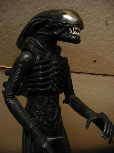 Alien doll