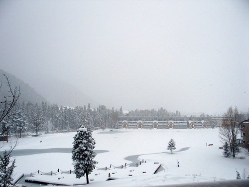 Snow in Keystone