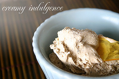 Serendipity's Wattleseed Grand Marnier Ice Cream