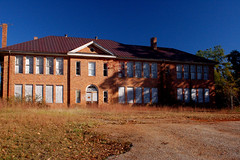 Old Cateechee School