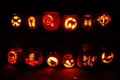 Pumpkins at Flikr