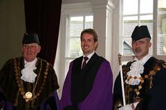 Freemanship Ceremony in Berwick