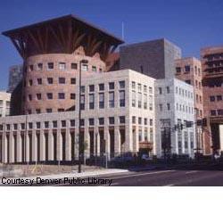 Denver Public Library :Michael Graves