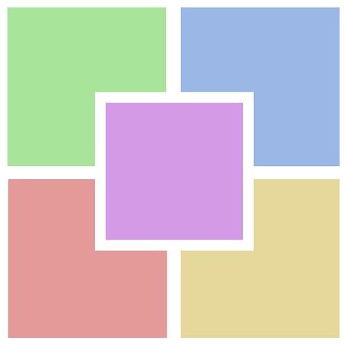 Bart 39 s blog kleurencomposities - Kleur warm en koud ...