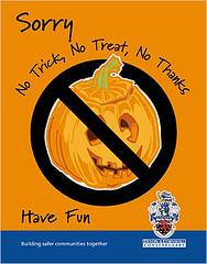 No Trick, No Treat, No Thanks