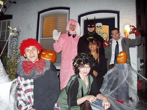 Team Hallowe'en