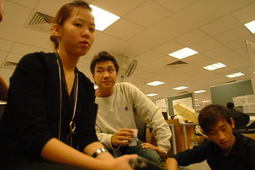 Prawn Co Seng and Ming Jie
