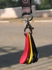 Segway Keys