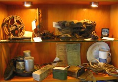Sir Edmund Hillary artifacts