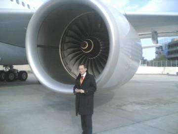 Colja + Lufthansa Engine