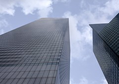 Citicorp and neighbor