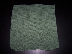 Pear Dishcloth