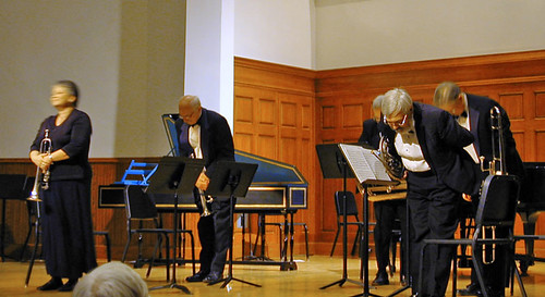 Monmouth Brass Quintet Bow