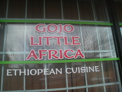 Gojo Little Africa - Commercial sunday morning walk
