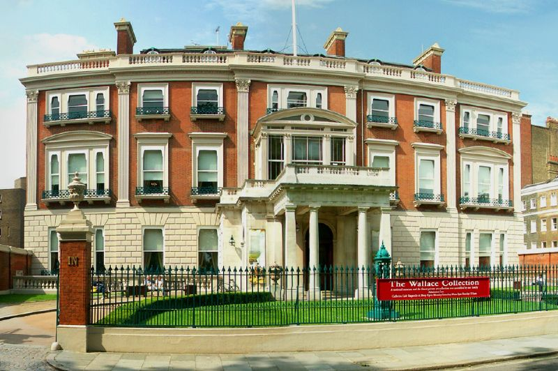 Wallace Collection in Manchester Square